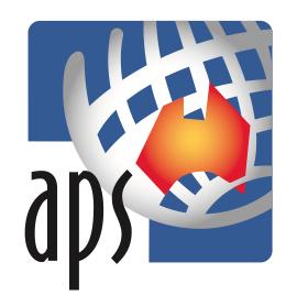 Australian Pain Society logo