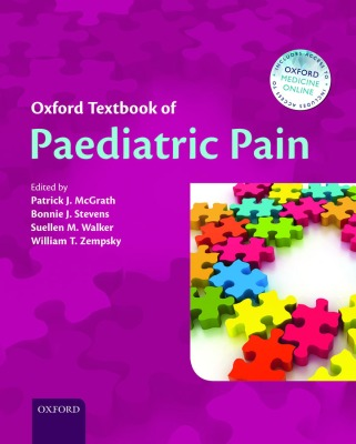 9a_Book Cover_Oxford Textbook of Paediatric Pain