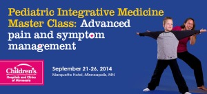 Pediatric Integrative Medicine Master Class_2014