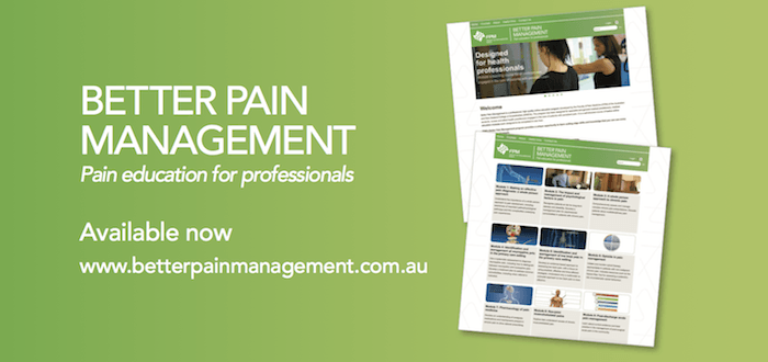 pain management module 1 Module 1 - the opioid epidemic: policy and this series of six modules will help physicians become better informed about pain management and medication-assisted.